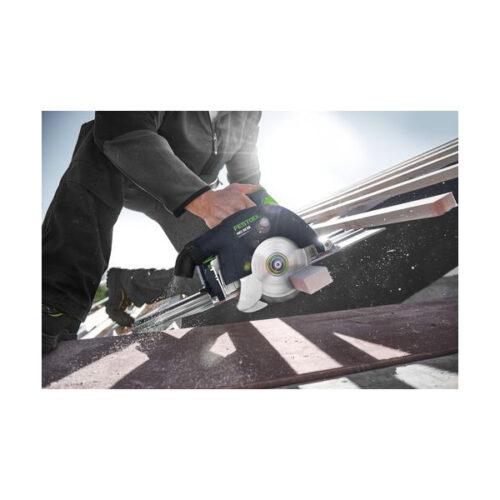 Festool Akumulatorowa ręczna pilarka tarczowa HKC 55 Li EB-Basic-FSK 420-1