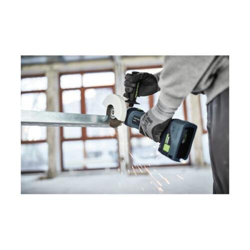 Festool Akumulatorowa szlifierka kątowa AGC 18-125 Li EB-Basic-2