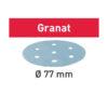Festool Krążki ścierne STF D77/6 P180 GR/50 Granat