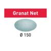 Festool Materiały ścierne z włókniny STF D150 P400 GR NET/50 Granat Net