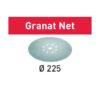 Festool Materiały ścierne z włókniny STF D225 P100 GR NET/25 Granat Net
