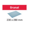 Festool Papier ścierny 230x280 P320 GR/10 Granat