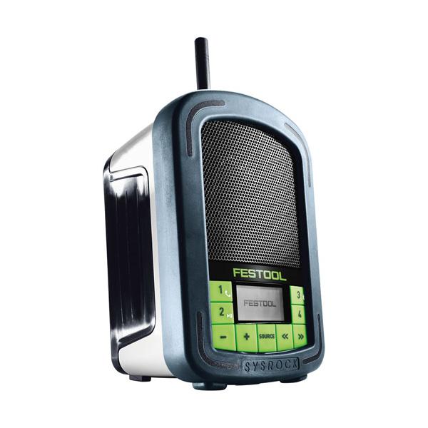 Festool Radio budowlane BR 10 SYSROCK