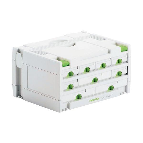 Festool Sortainery SYS 3-SORT/6-2