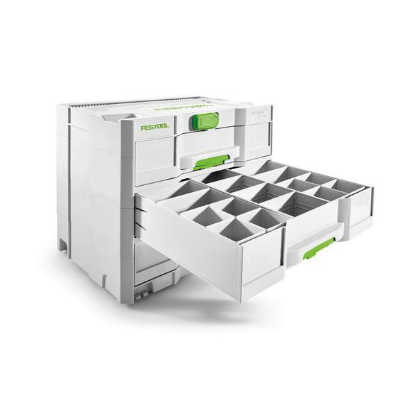 Festool Sortainery SYS 4 TL-SORT/3-2