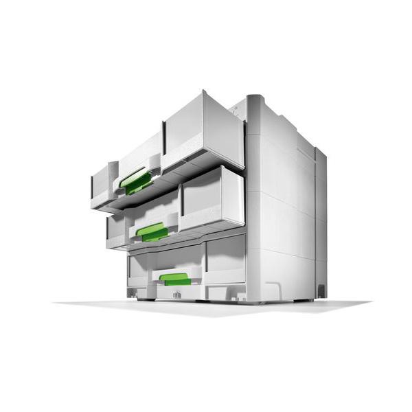 Festool Sortainery SYS 4 TL-SORT/3-4
