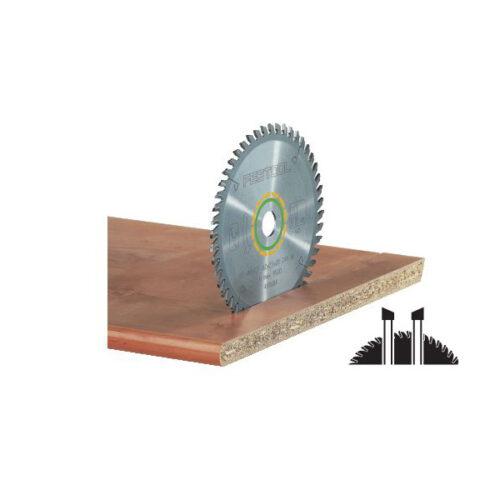Festool Tarcza pilarska z zębem drobnym 260x2