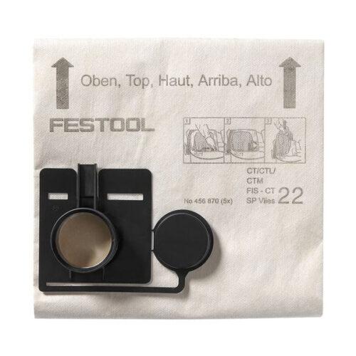 Festool Worek filtrujący FIS-CT 22 SP VLIES/5
