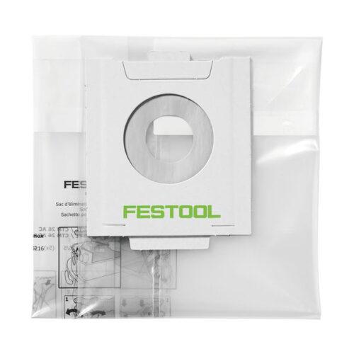 Festool Worek foliowy jednorazowy ENS-CT 48 AC/5