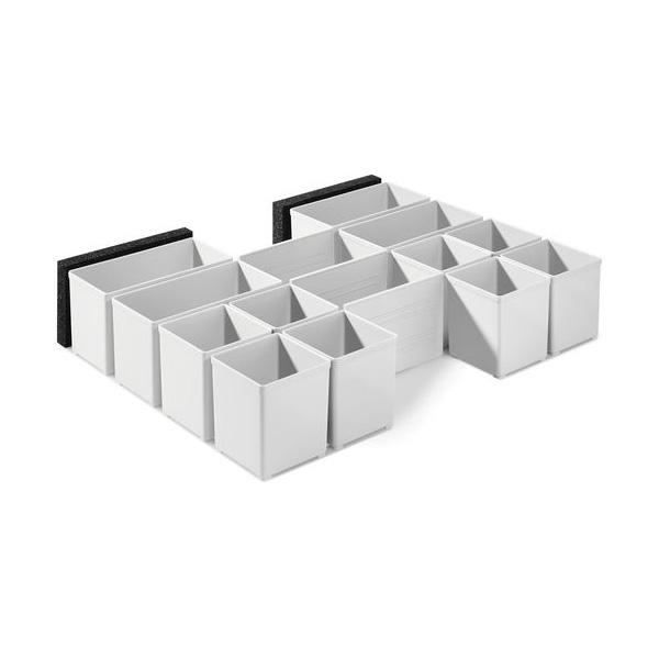 Festool Wyjmowane pojemniczki Set 60x60/120x71 3xFT