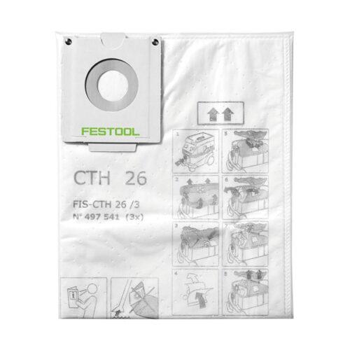Festool Zabezpieczający worek filtrujący FIS-CTH 48/3