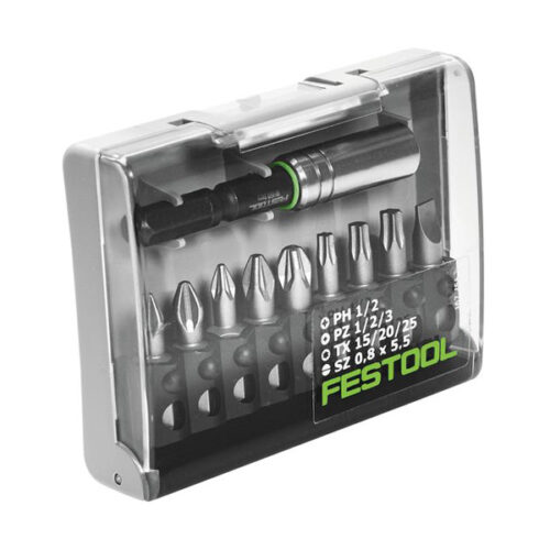Festool Zestaw bitów MIX + BH 60-CE