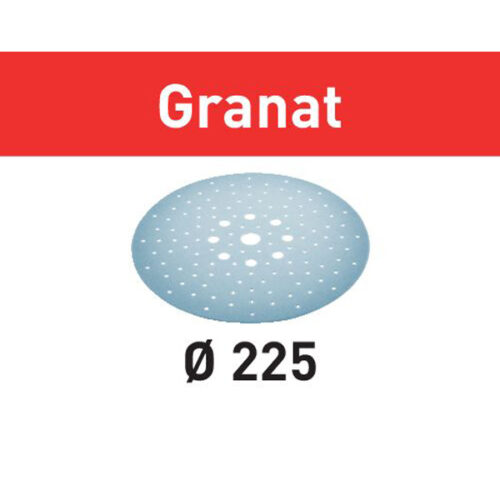 Festool Krążki ścierne STF D225/128 P320 GR/25 Granat