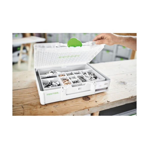 Festool Systainer³ Organizer SYS3 ORG L 89 10xESB-1