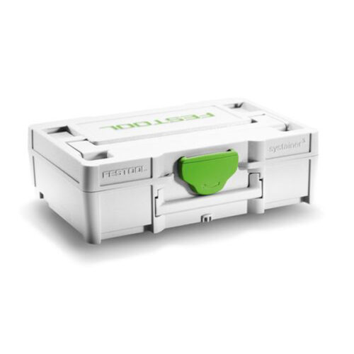 Festool Systainer³ SYS3 XXS 33 GRY