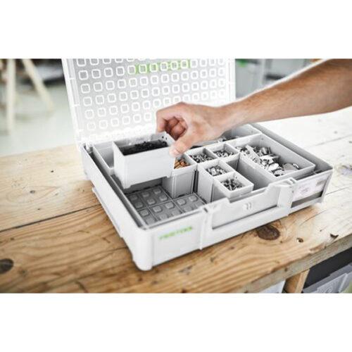 Festool Wyjmowane pojemniczki Box 100x100x68/6-1